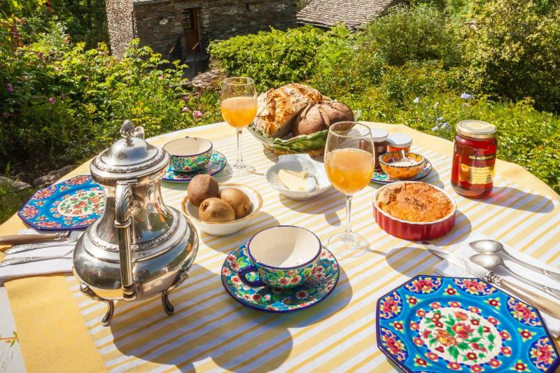 table d hote cevennes
